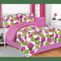 Girls Kids Bedding- Liberty Multi Color Comforter Set ...
