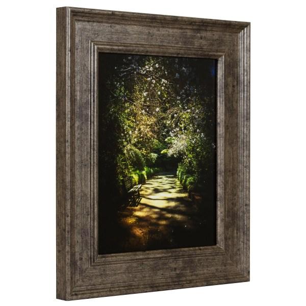Craig Frames Revival Traditional Antique Silver Frame 12x12