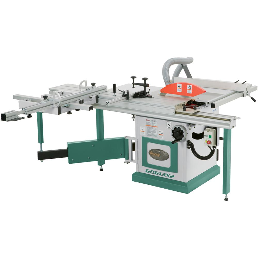Grizzly Sliding Table Saw