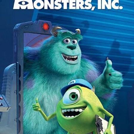 Bildresultat för monsters inc