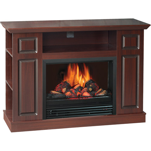 Quality Craft Electric Fireplace With 46