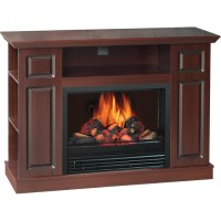 Quality Craft Electric Fireplace With 46 - Walmart.com