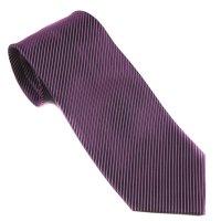 BuyYourTies - Mens Solid Neck Tie - Purple - Walmart.com