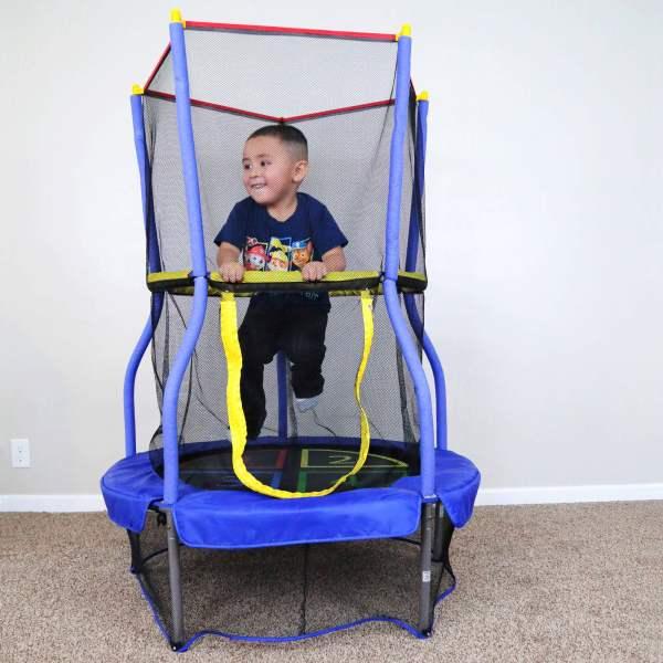 Kids Airzone Trampoline Assortment Matttroy