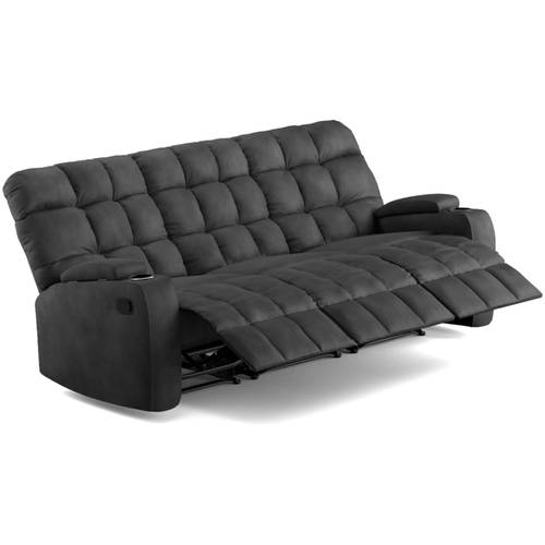 bobs furniture sofa recliner pause modern reclining sectional by palliser lane chair and a half. amazing browse venture ...