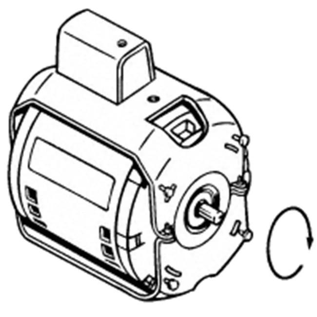5 Hp Doerr Electric Motor Wiring Diagram