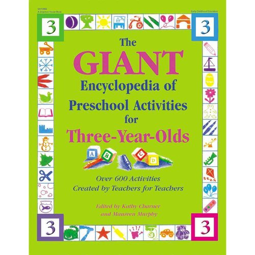 Giant Encyclopedia Of Preschool Activities For Three Year