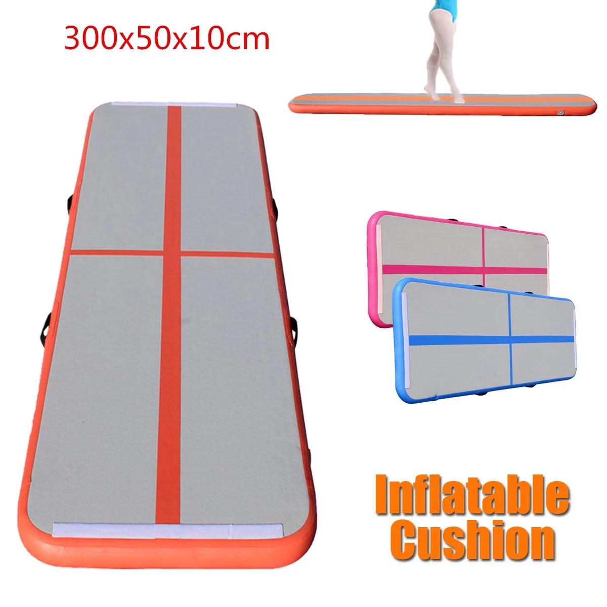 multiple sizes inflatable training