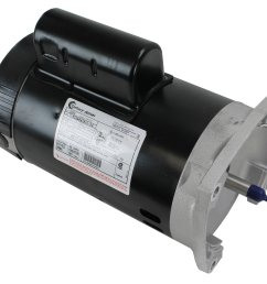 a o smith century b2854 up rate 1 5hp square flange pool spa replacement motor walmart com [ 2000 x 1816 Pixel ]