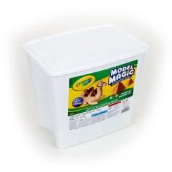 Crayola Model Magic Modeling Clay Alternative 8Oz Packs Set Of 4 Assorted Natural Colors Walmart com Walmart com