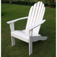 Cambridge Casual Wood Adirondack Chair - Walmart.com