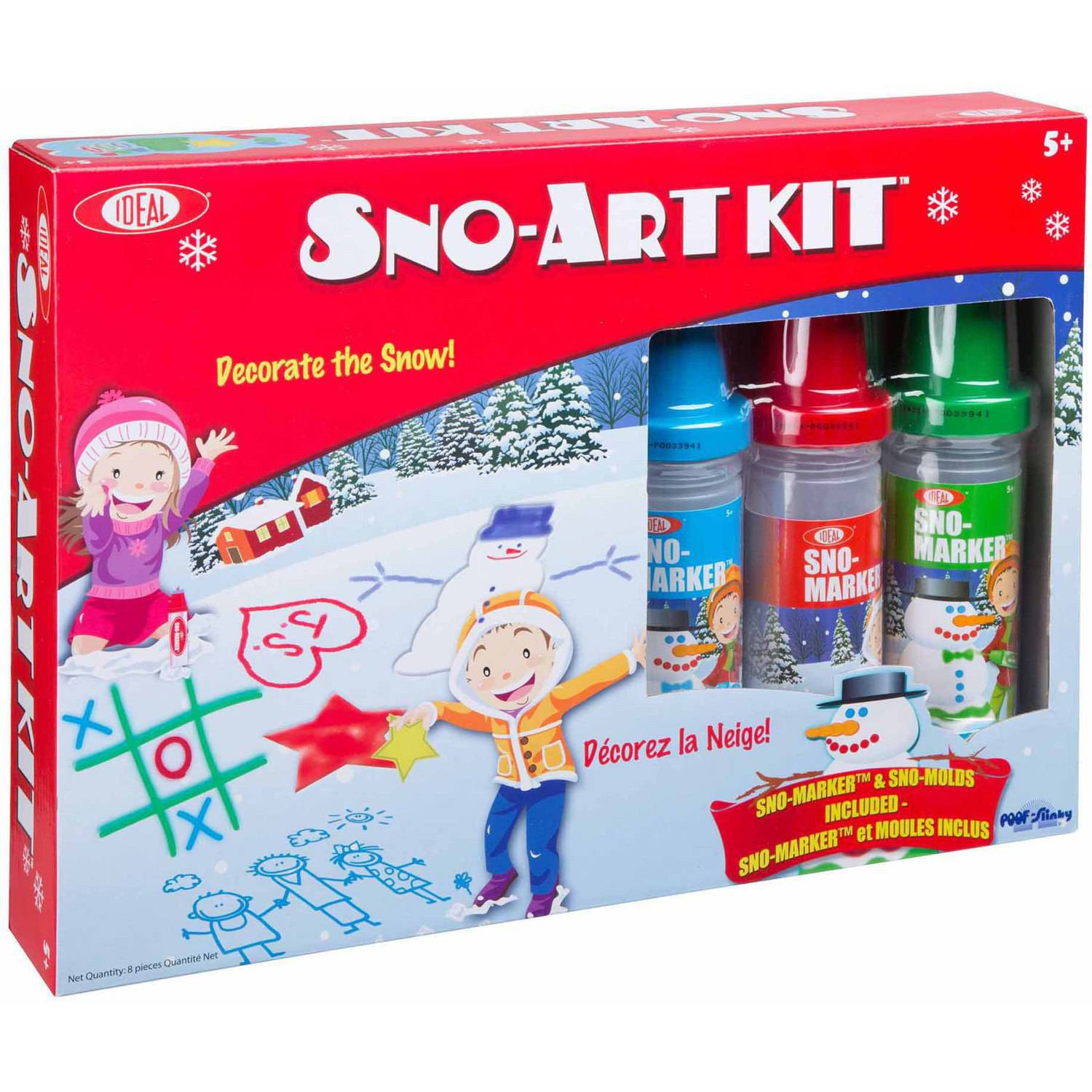 Ideal Snoart Kit Walmartcom