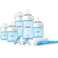 Philips Avent Natural Newborn Baby Bottle Starter Set ...