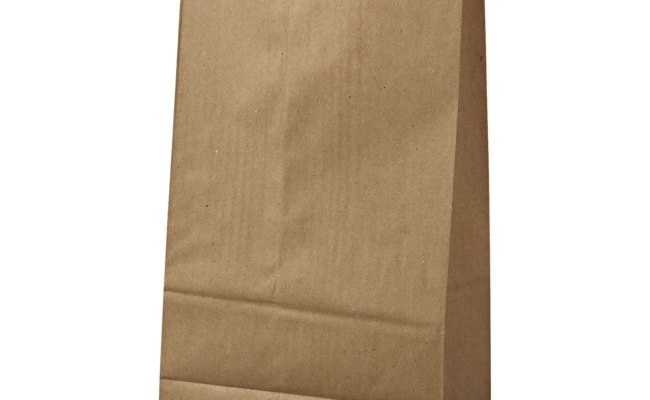 General Standard 20 Paper Grocery Bags 500 Count