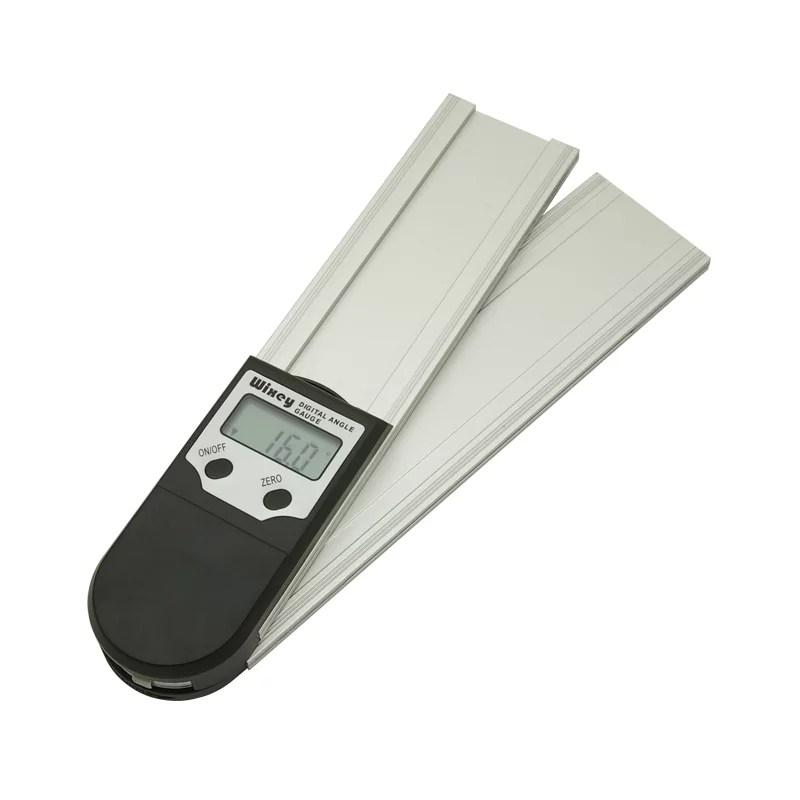 Wixey Wr510 Digital Planer