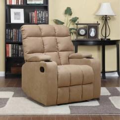 Wall Hugger Recliner Chair Jarvis Desk Mainstays Tyler Storage Arm Multiple Colors Walmart Com
