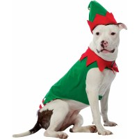 Elf Holiday Pet Costume (Multiple Sizes Available ...