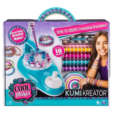 Cool Maker - KumiKreator Friendship Bracelet Maker