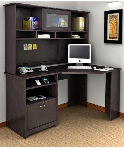 Cabot Corner Desk with Hutch  Walmartcom