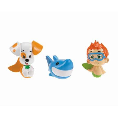 nickelodeon bubble guppies nonny, bubble puppy and lobster