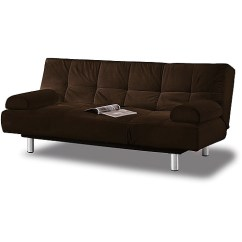 Atherton Home Soho Convertible Futon Sofa Bed And Lounger Bassett Furniture Hamilton Leather Manhattan Multiple Colors Walmart Com
