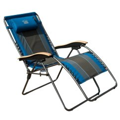 Padded Zero Gravity Chair Covers Sydney Timber Ridge Oversized Xl Supports Walmart Com