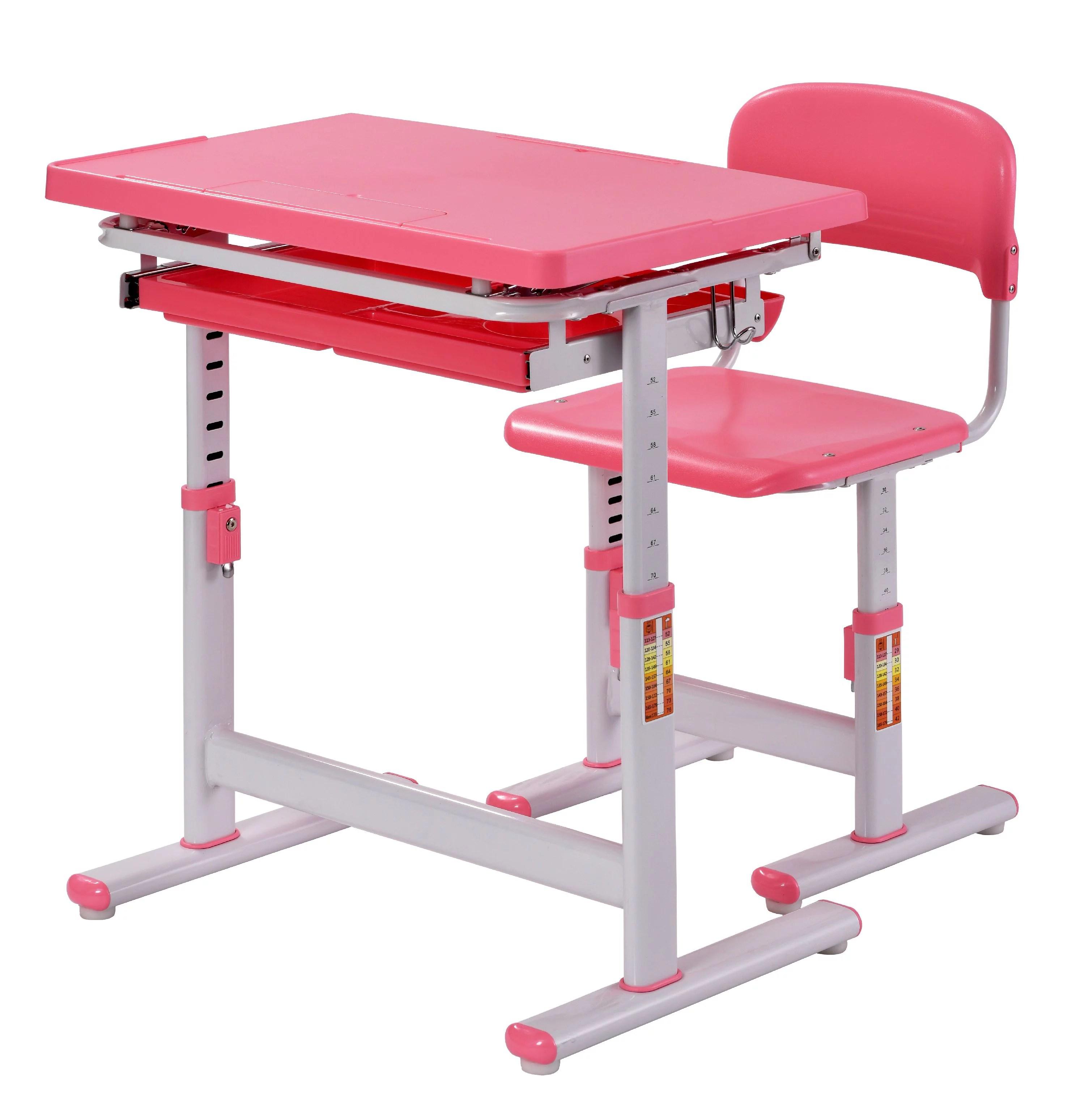 Ergonomic Adjustable Kids Desk  Walmartcom
