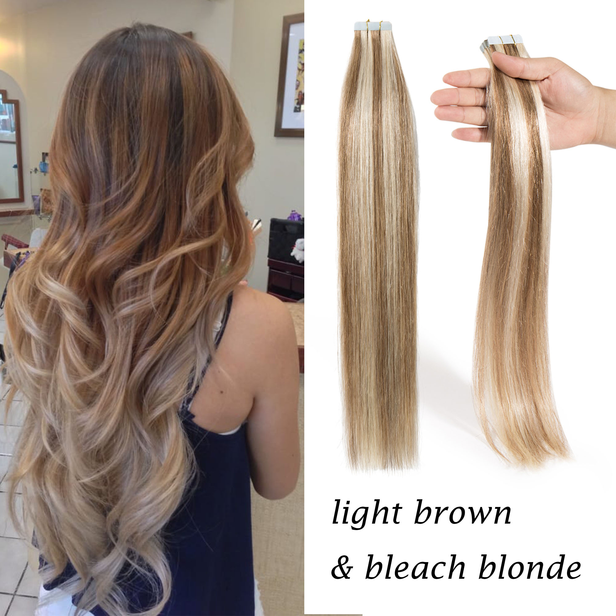 noilite tape in hair extensions