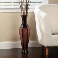Elegant Floor Vase Decorative ornament Flower Decor Home ...