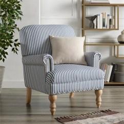Accent Chair Blue Rental Brooklyn Dorel Living Jaya Walmart Com
