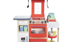 Little Tikes Cook 'n Store Play Kitchen With 32 Piece