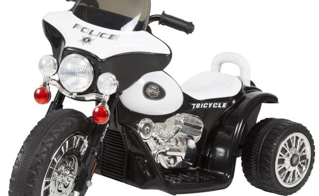 3 Wheel Mini Motorcycle Trike For Kids Battery Powered