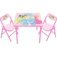 Disney Princess Activity Table and Chair Set - Walmart.com
