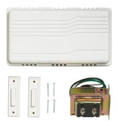 hampton bay doorbell wiring diagram [ 1000 x 1000 Pixel ]