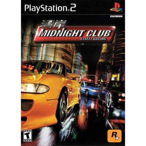 Midnight Club Street Racing Ps2 Walmart