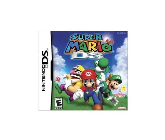 Nintendo Super Mario 64 Nintendo Ds