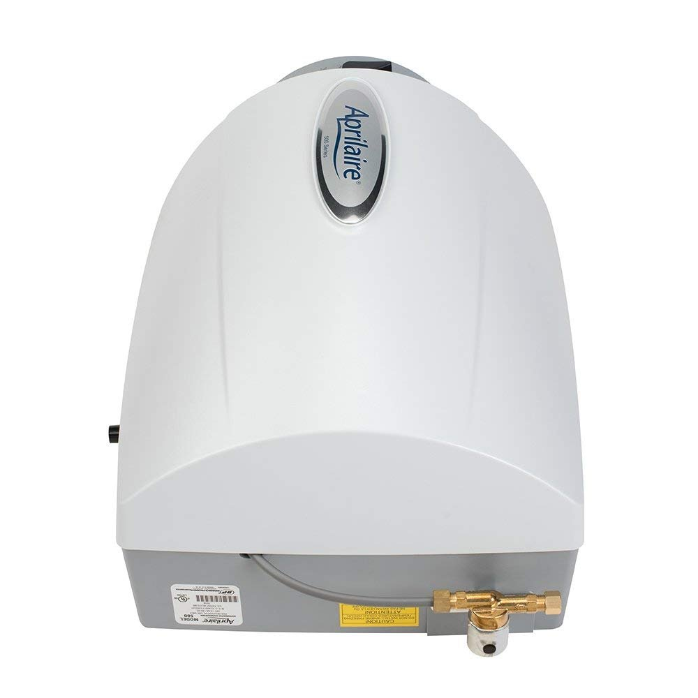 hight resolution of aprilaire 500 humidifier 24v whole house humidifier w auto digital control bypass damper 5 gallons hour walmart com