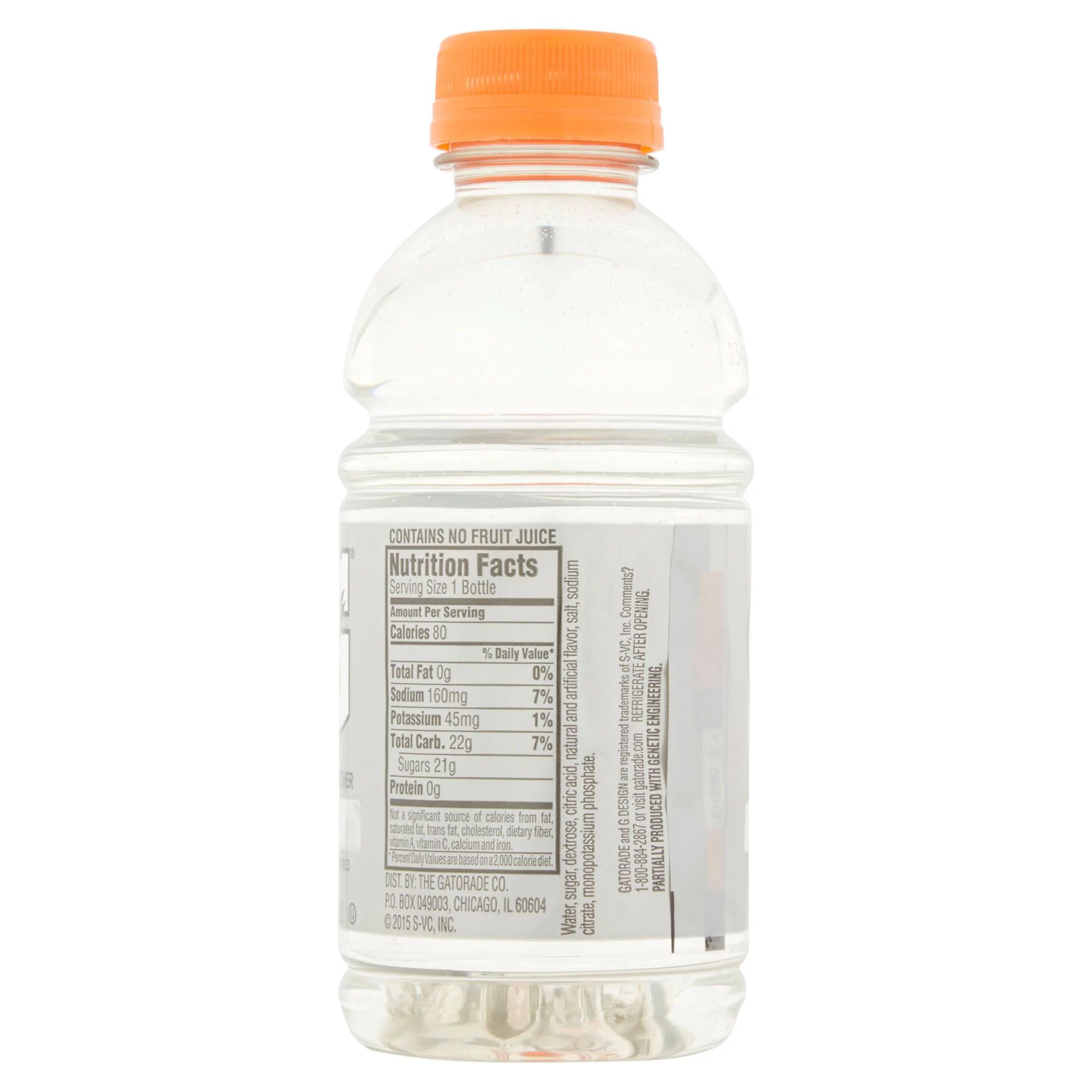 gatorade thirst quencher ice