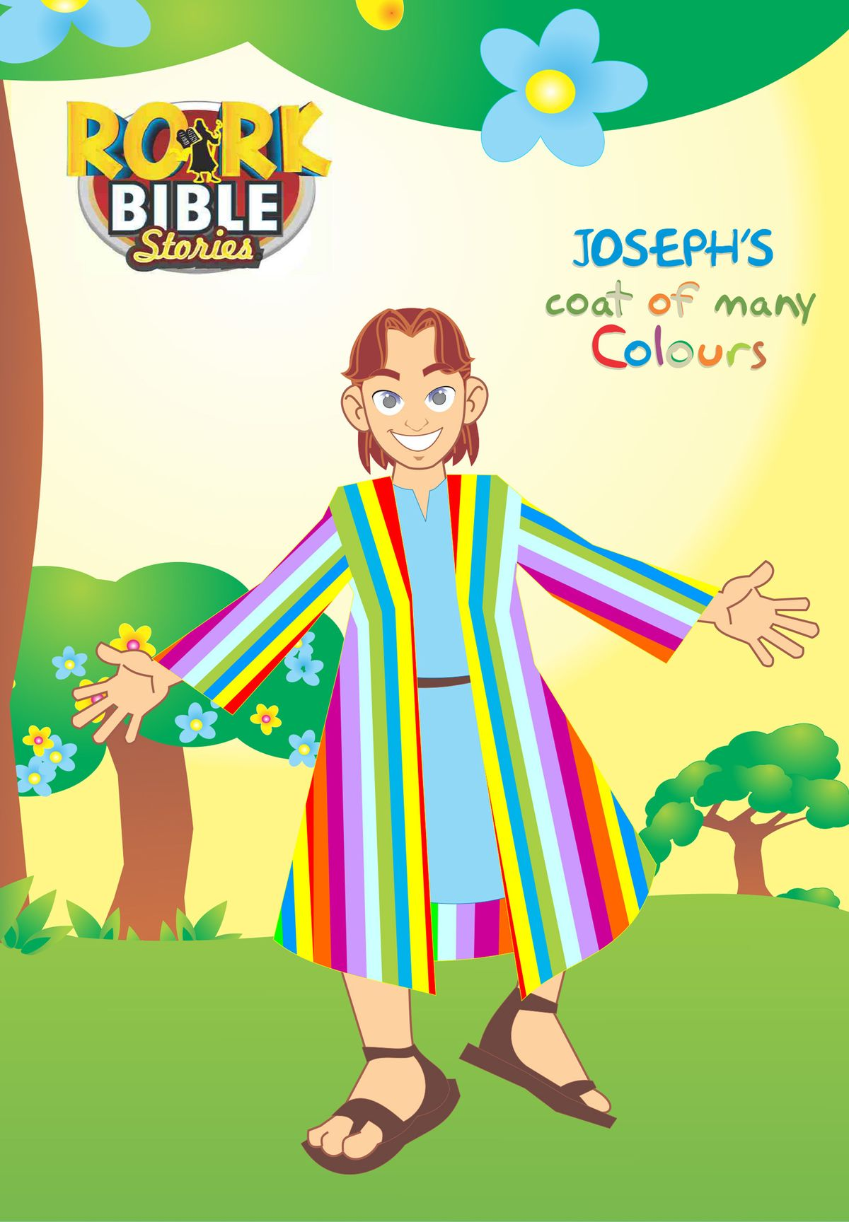 Joseph S Coat Of Many Colours