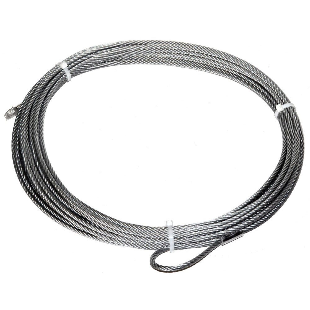medium resolution of warn 15276 wire rope 5 16 in x 80 ft for winch models m6000 m8000 walmart com