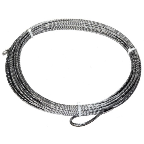 small resolution of warn 15276 wire rope 5 16 in x 80 ft for winch models m6000 m8000 walmart com