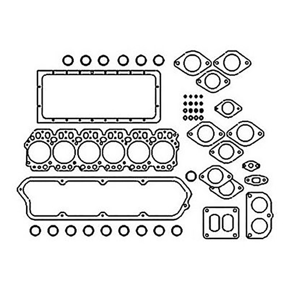 HE4009451 Lower Engine Gasket Set Made For Allis Chalmers