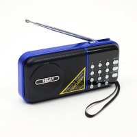 Small Portable Radio, Best Digital Pocket Mp3 Radio Player ...