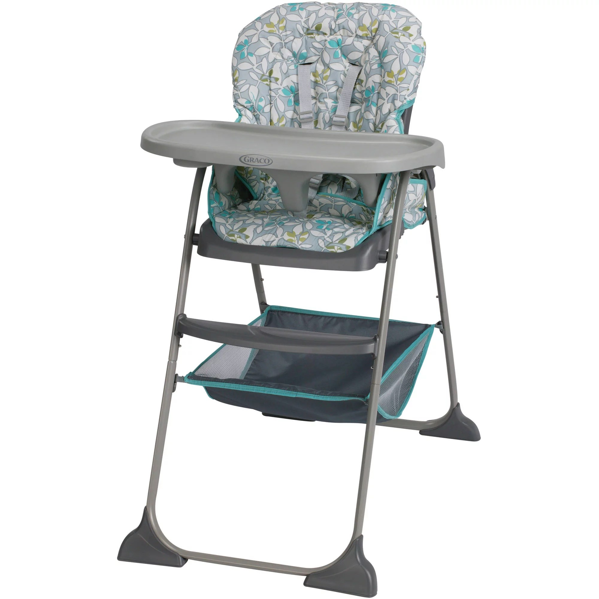 toys are us baby high chairs swing chair canada graco slim snacker harvest