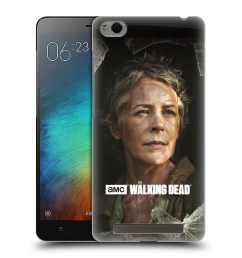 official amc the walking dead filter character hard back case for xiaomi phones [ 1600 x 1600 Pixel ]