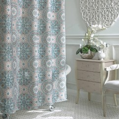 Living Room Curtains Walmart Olive Green Sofa Ideas Carthe Boho Chic Fabric Shower Curtain Com