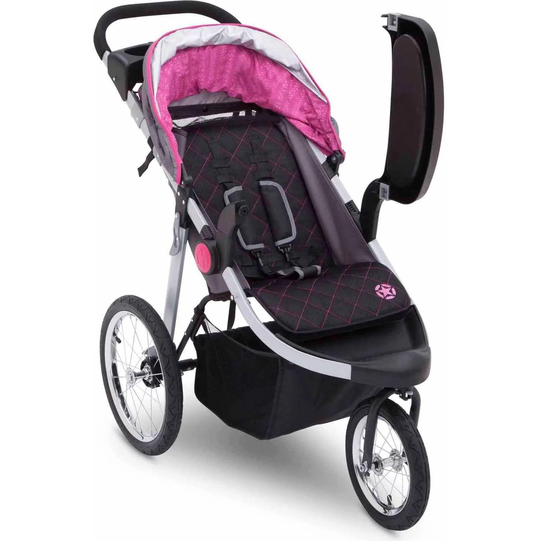 Jogging Stroller Pink Strollers 2017