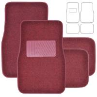 Floor Mats & Carpets