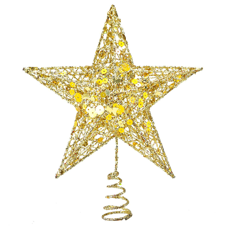 Christmas Tree Top Ornament