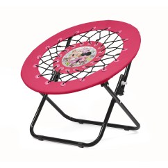 Bungee Chair For Kids Most Comfortable Beach Disney Minnie Mouse Web Walmart Com